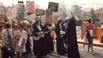 The rebel nuns who left their convent behind