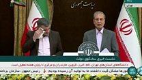 Vice-ministro iraniano é diagnosticado com coronavírus após aparecer suando em entrevista