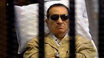 مبارك: مشوار سياسي طويل ونهاية معقدة