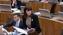Wales' environment minister refused to answer question