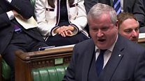 Blackford criticises Westminster immigration plans