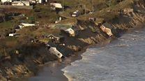 Coastal erosion: What's the future for Fairbourne?
