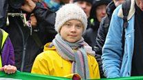 Greta Thunberg: 'Change is coming'