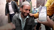 Delhi riots: 'My brother died after police beating'