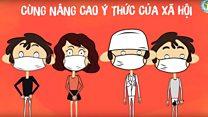 Watch Vietnam's hit coronavirus handwashing song