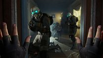 Half-Life hands-on: Gaming's terrifying leap forward
