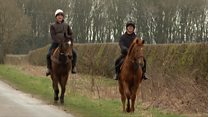 Pandemic hampers England's oldest horse race