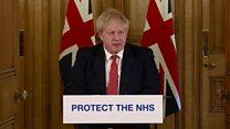 Johnson: 'We are telling them... to close tonight'