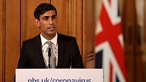 Rishi Sunak: UK govt to 'help pay people's wages'