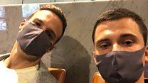Грађани Србије на аеродрому у Дохи: Добро смо, надамо се да ће се ово хитно решити
