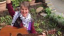 Garden gigs raise a smile during self-isolation
