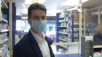 Inside a pharmacy coping with coronavirus