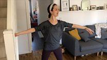 Choreographing your way around coronavirus