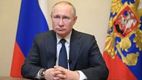 Неделя выходных и перенос голосования по Конституции. Главное из обращения Путина