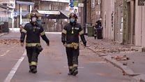 Загреб после најјачег земљотреса у последњих 140 година