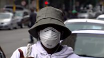 South Africans prepare for three-week lockdown