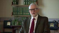 Coronavirus: Corbyn says government response 'too slow'