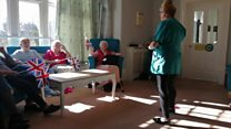Care workers move in to home to keep residents safe