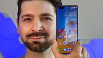 Hands-on with Huawei P40 Pro