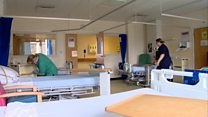 Borders hospital prepares wards for Covid-19 patients