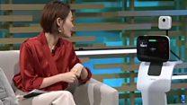 How robots have joined the coronavirus battle
