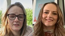 'It was scary having Covid-19 but I got through'