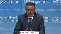 WHO: Coronavirus 'much more than a health crisis'