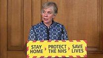 'Good news' as virus spread 'not accelerating'