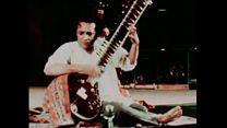 Rare Ravi Shankar footage released on centenary