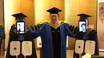 Click News: A virtual graduation