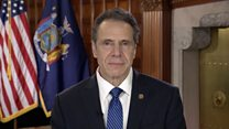 Cuomo: 'We don't have a king, we have a president'
