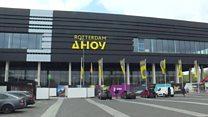 Eurovision venue turned into Covid-19 hospital