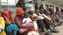 Zimbabwe's lockdown hampered by food shortages