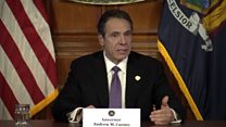 Cuomo on Trump: 'Don't pass the buck'