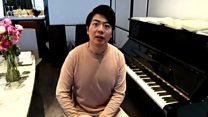 Pianist Lang Lang on coronavirus benefit concert