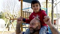 A child's escape from Italy's lockdown