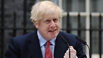 Boris Johnson's statement in full