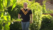 Heart attack survivor urges patients to still visit doctors