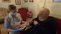 'Hospital at home' to shield the vulnerable