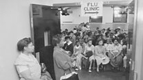 The 1957 flu that killed a million people