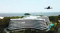 Technology Click News: A passenger drone hotel