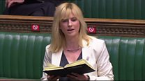 MP wants 'more female voices at top of government'