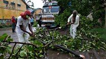 Cyclone Amphan batters India and Bangladesh