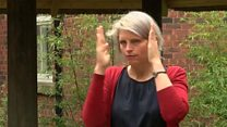 Coronavirus: Mask wearing 'not good for deaf people'