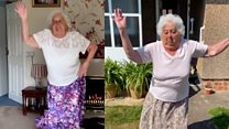 Grandmother, 88, goes viral dancing on TikTok