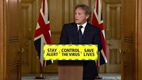 Shapps faces questions on Cummings lockdown trip