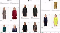 The AI powered app for buying clothes online
