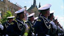Russia WW2 parade goes ahead despite virus fears