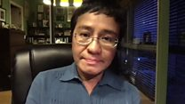 Maria Ressa: There is so much at stake for us now