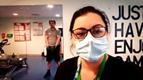'Staff are scared, patients are scared'